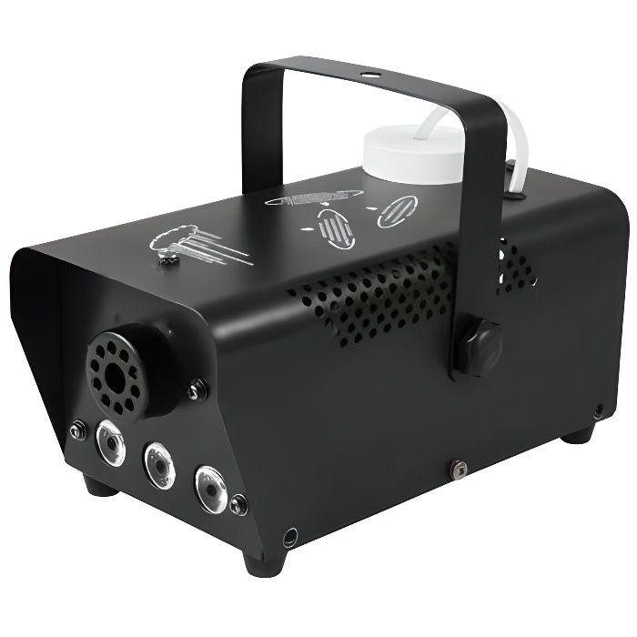 n 11 led machine hybride fum e avec effet de couleur. Black Bedroom Furniture Sets. Home Design Ideas