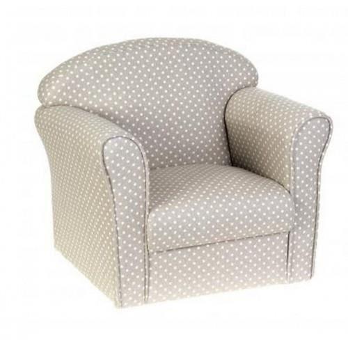 fauteuil enfant new garden taupe marron achat vente. Black Bedroom Furniture Sets. Home Design Ideas