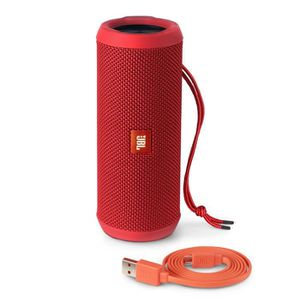 jbl flip 3 rouge enceinte portable r sistante enceintes bluetooth avis et prix pas cher. Black Bedroom Furniture Sets. Home Design Ideas