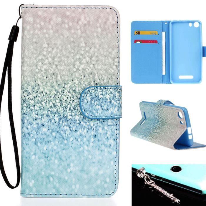 Le sable vert conception de portefeuille magn tique flip for Coque portefeuille lenny 2