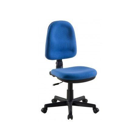Chaise de bureau milano bleu achat vente chaise de - Chaise de bureau bleu ...