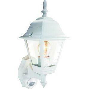 Applique ext rieur montante blanc achat vente for Lampe exterieur blanche