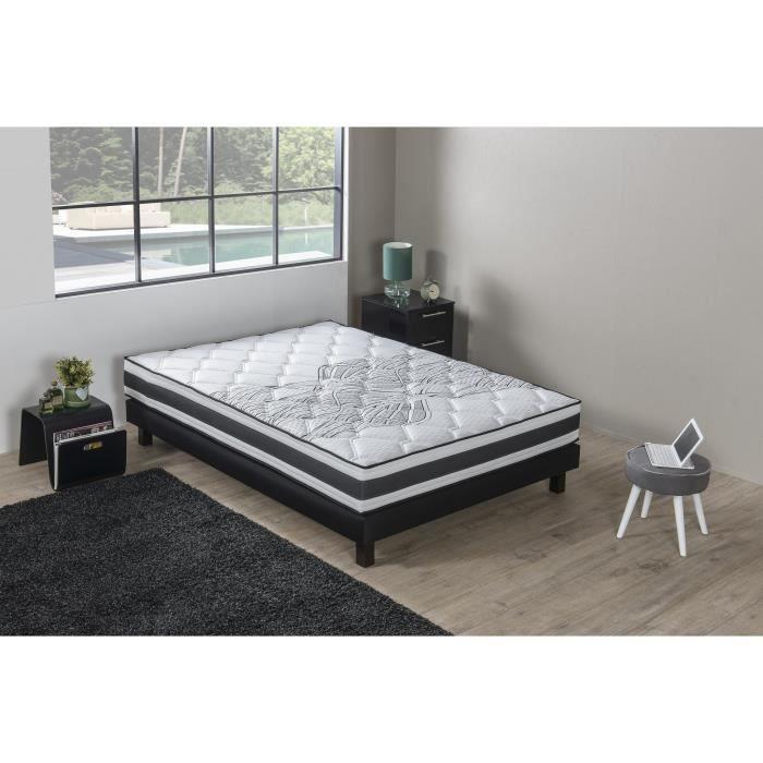 finlandek matelas arkuus 140x190 cm ressorts equilibr. Black Bedroom Furniture Sets. Home Design Ideas