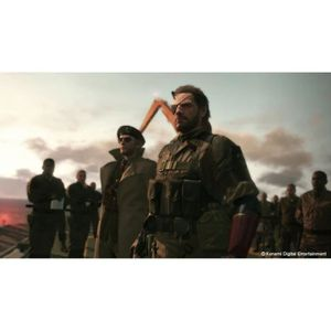 Metal Gear Solid V : The Phantom Pain Edition Day one Jeu PS4