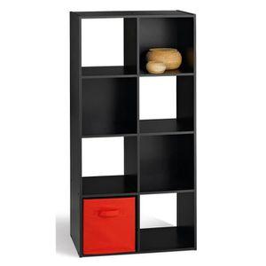 meuble de rangement noir achat vente meuble de
