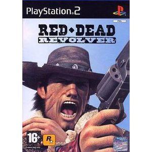 JEU PS2 RED DEAD REVOLVER / jeu console PS2
