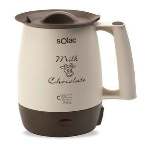 SOLAC CH6301 Bouilloire électrique Milk&Chocolate - Cr?me