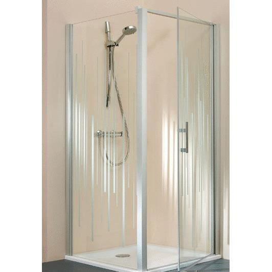 leda paroi de douche paroi jazz classique 77 83 cm achat vente cabine de douche leda paroi. Black Bedroom Furniture Sets. Home Design Ideas