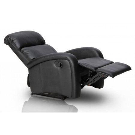 Fauteuil relaxation mimosa noir achat vente fauteuil - Fauteuils de relaxation ...