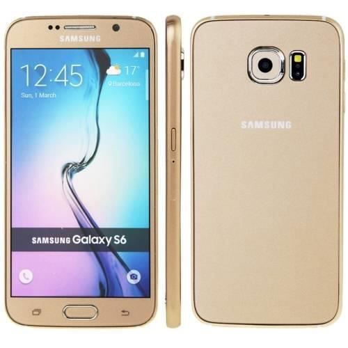 Modele factice pour samsung galaxy s6 or 3700850093371 for Garage gold nevers avis