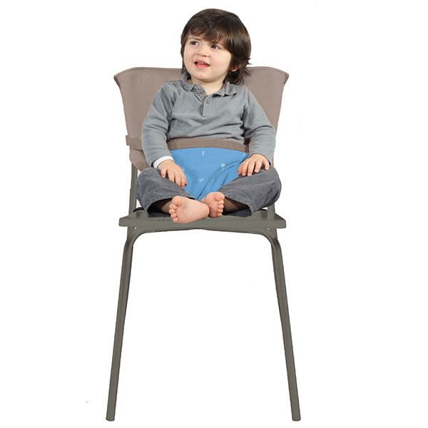 Chaise nomade r versible gris bleu achat vente - Chaise nomade baby to love ...