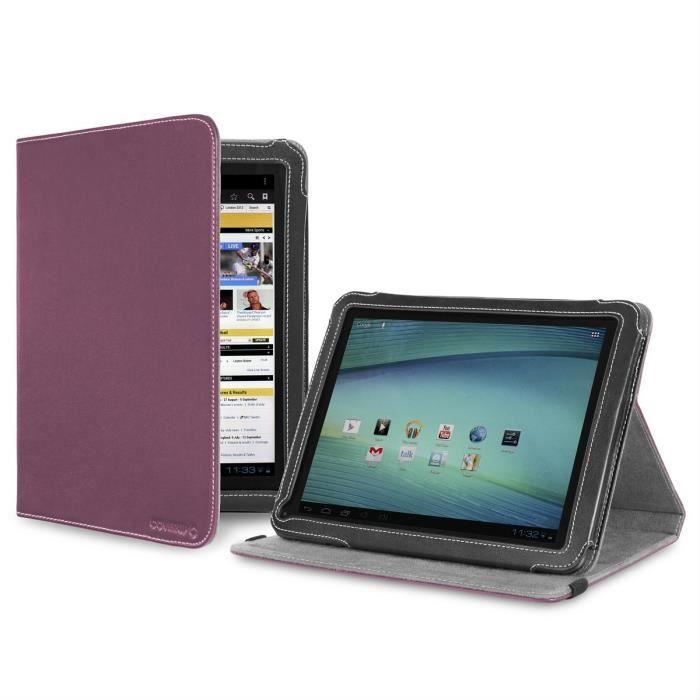 cover up housse avec avec support pour tablette archos 97. Black Bedroom Furniture Sets. Home Design Ideas
