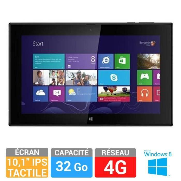 informatique tablettes tactiles ebooks tablette tactile nokia lumia  g go noir f nok