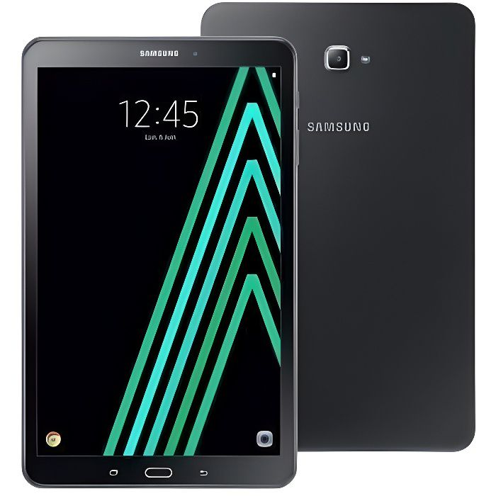 samsung galaxy tab a6 sm t580nzkaxef 10 1 39 39 wuxga 2go ram android 6 0 octo core rom. Black Bedroom Furniture Sets. Home Design Ideas