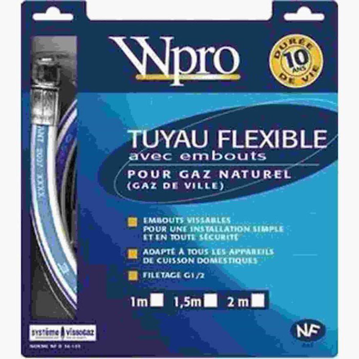 flexible gaz naturel 2m achat vente flexible gaz naturel 2m pas cher les soldes sur. Black Bedroom Furniture Sets. Home Design Ideas