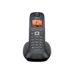 Téléphone fixe Téléphone sans fil - Siemens Gigaset - A540 Solo N