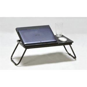meuble pour pc portable achat vente meuble pour pc portable pas cher cdiscount. Black Bedroom Furniture Sets. Home Design Ideas