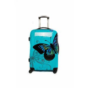 """VALISE - BAGAGE Valise trolley Moyenne 4 roues 65cm """"Sole"""" Ultra l"""