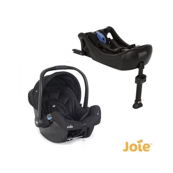 pack duo si ge auto joie base isofix coque gemm. Black Bedroom Furniture Sets. Home Design Ideas