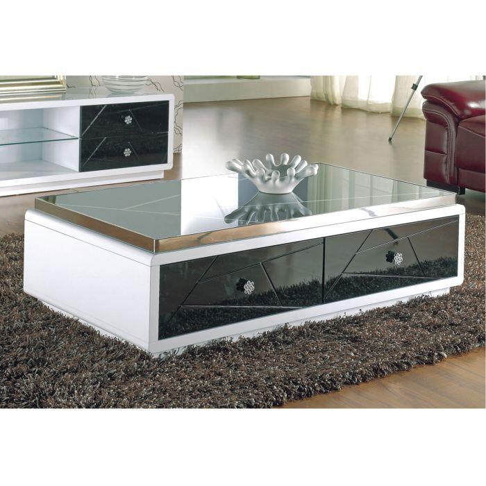 Table basse pas cher les bons plans de micromonde - Table basse tiroir pas cher ...