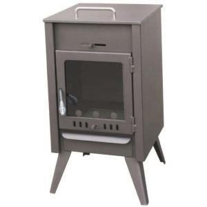 po le bois toronto 10 5 kw avec four et chauffe plat. Black Bedroom Furniture Sets. Home Design Ideas
