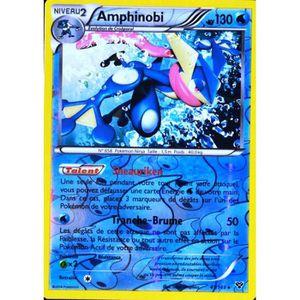 carte pokemon amphinobi achat vente jeux et jouets pas chers. Black Bedroom Furniture Sets. Home Design Ideas