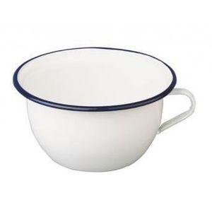 WC - TOILETTES Pot de chambre émaillé Dia.24 cm