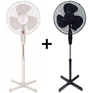 Ventilateur brumisateur achat vente ventilateur - Ventilateur silencieux sur pied ...