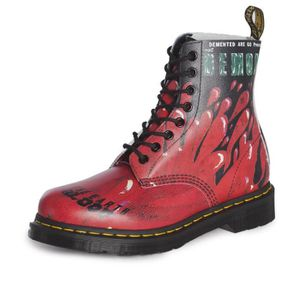 BOTTINE Boots Dr Martens Pascal Demented Are Go - 21092102