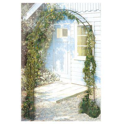 arche bois pour rosier grimpant. Black Bedroom Furniture Sets. Home Design Ideas