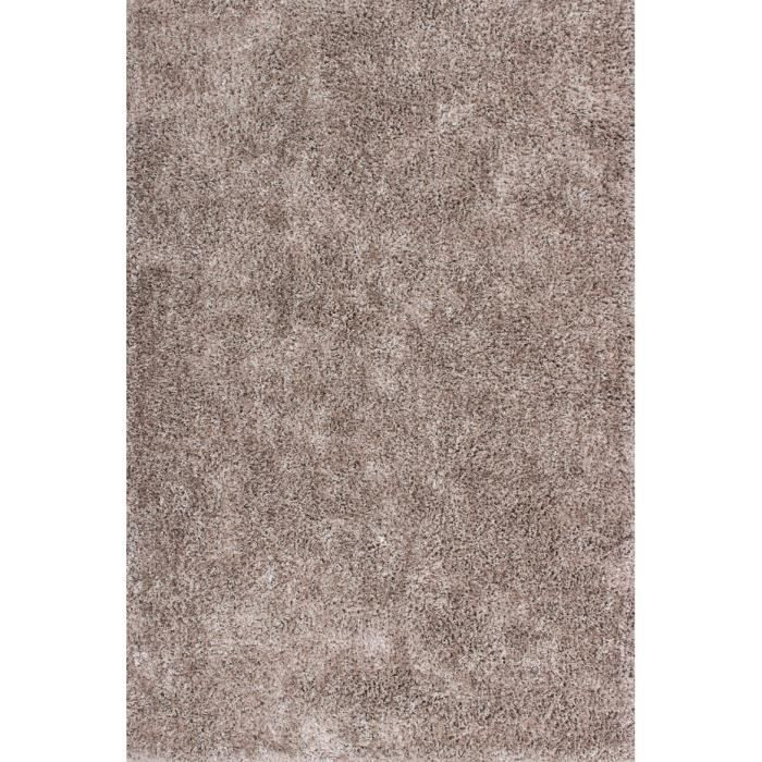 Tapis de salon shaggy beige style lalee 80 x 150 cm - Recherche tapis de salon ...