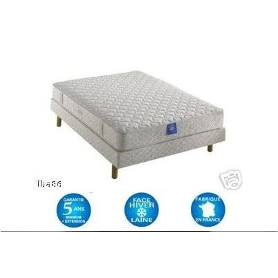 matelas 90 x 190 belle literie sommier achat vente. Black Bedroom Furniture Sets. Home Design Ideas
