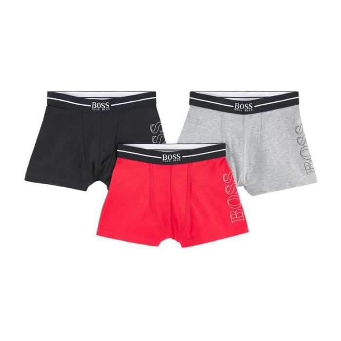 boxer cale on hugo boss homme achat vente boxer cale on hugo boss homme pas cher les. Black Bedroom Furniture Sets. Home Design Ideas