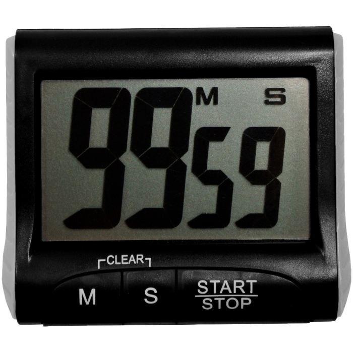 Minuteur magnet cadran digital design timer electr achat - Minuteur 2 minutes ...