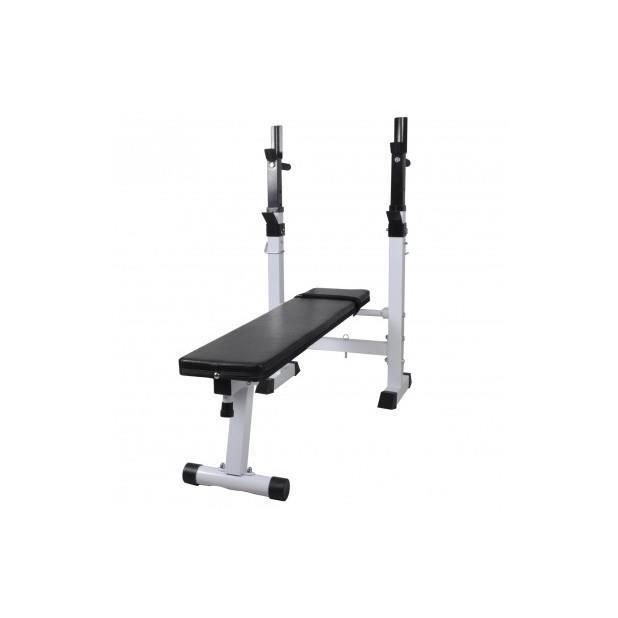 Banc de musculation pliable pour abdominaux prix pas cher cdiscount - Avis banc de musculation ...