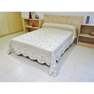 boutis bleu achat vente boutis bleu pas cher cdiscount. Black Bedroom Furniture Sets. Home Design Ideas