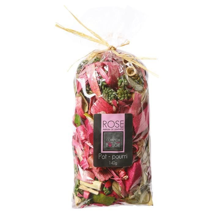 pot pourri 140 g rose achat vente pot pourri cadeaux de no l cdiscount. Black Bedroom Furniture Sets. Home Design Ideas
