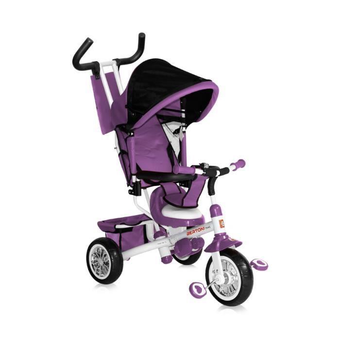 tricycle pour b b enfant lorelli 1 4 ans prix pas cher cadeaux de no l cdiscount. Black Bedroom Furniture Sets. Home Design Ideas