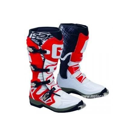 bottes motocross gaerne g react good year rouge achat vente chaussure botte bottes. Black Bedroom Furniture Sets. Home Design Ideas