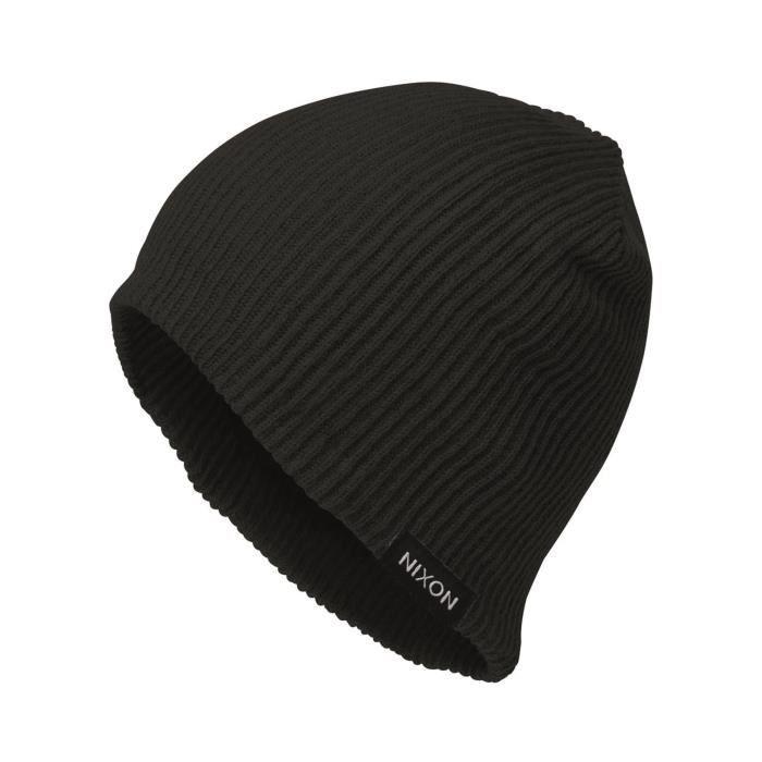 bonnet noir compass pour homme achat vente bonnet cagoule 3007001773374 cdiscount. Black Bedroom Furniture Sets. Home Design Ideas