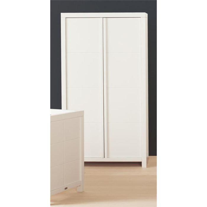 armoire enfants quarr 2 portes achat vente armoire. Black Bedroom Furniture Sets. Home Design Ideas