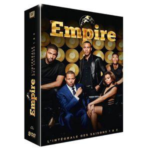 DVD SÉRIE DVD Empire - L'intégrale des Saisons 1 et 2