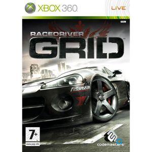 JEUX XBOX 360 Race Driver Grid Jeu XBOX 360
