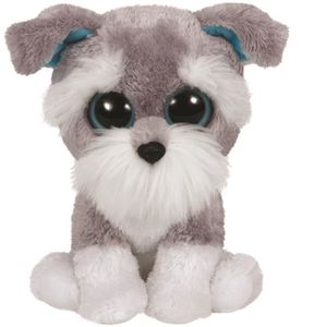BEANIE BOO`S Peluche Whiskers Chien 23cm