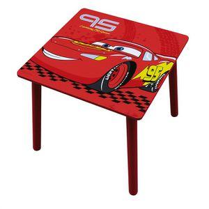 TABLE JOUET D'ACTIVITÉ CARS Table Carrée Rouge - Cijep