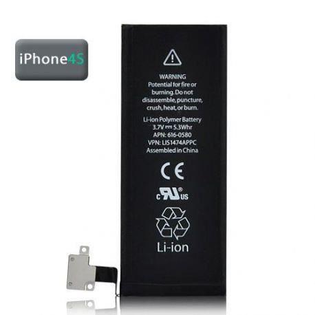 batterie iphone 4s achat batterie t l phone pas cher avis et meilleur prix cdiscount. Black Bedroom Furniture Sets. Home Design Ideas