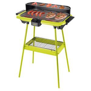 BARBECUE DE TABLE Barbecue électrique sur pieds DOMOCLIP DOM297V