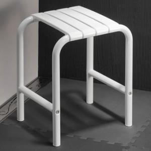 tabouret de douche pellet achat vente porte accessoire tabouret de douche pellet cdiscount. Black Bedroom Furniture Sets. Home Design Ideas
