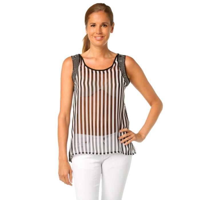 Womens Voile Blouse 72