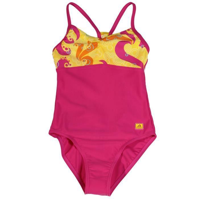 maillot de bain enfant rose achat vente maillot de bain cdiscount. Black Bedroom Furniture Sets. Home Design Ideas